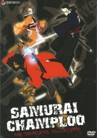 Samurai Champloo: Complete Box Set Movie