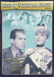 Icons Of Screwball Comedy: Volume One Movie