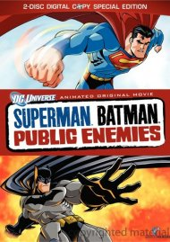 Superman Batman: Public Enemies - Special Edition Movie