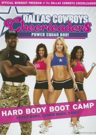 Dallas Cowboys Cheerleaders Power Squad Bod!: Hard Body Boot Camp Movie