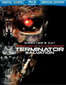 Terminator Salvation: Directors Cut Blu-ray