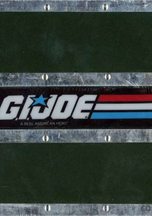 G.I. Joe: A Real American Hero - Complete Collectors Set Movie