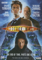 Doctor Who: The End Of Time, Parts One & Two Movie