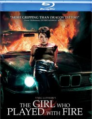 Girl Who Played With Fire, The Blu-ray