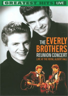 Everly Brothers, The: Reunion Concert - Live At The Royal Albert Hall Movie