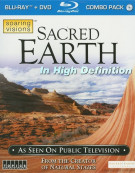 Sacred Earth (Blu-ray + DVD Combo) Blu-ray