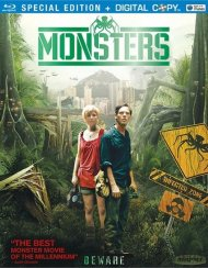 Monsters: Special Edition Blu-ray