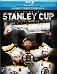 NHL Stanley Cup Champions 2011: Boston Bruins (Blu-ray + DVD Combo) Blu-ray