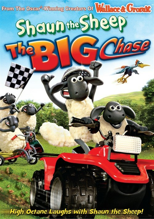 Shaun The Sheep: The Big Chase Movie