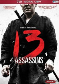 13 Assassins (DVD + Digital Copy) Movie