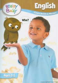 Brainy Baby: English - Deluxe Edition Movie
