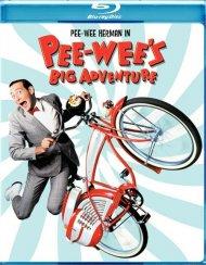 Pee-Wees Big Adventure Blu-ray