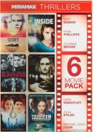 6 Movie Pack: Miramax Thrillers Movie