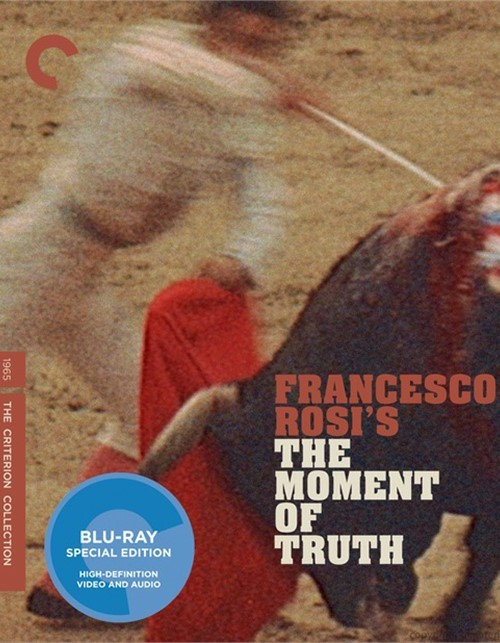 Moment Of Truth, The: The Criterion Collection Blu-ray
