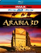 IMAX: Arabia 3D (Blu-ray 3D + Blu-ray) Blu-ray