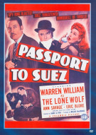 Passport To Suez Movie