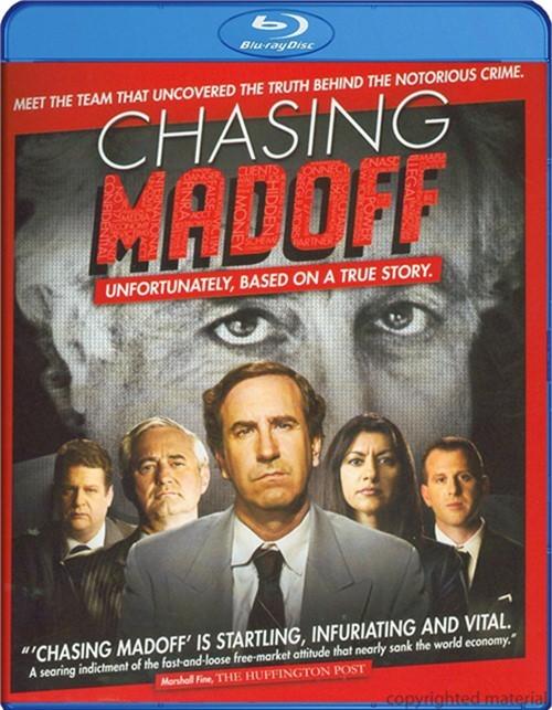 Chasing Madoff Blu-ray