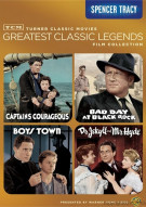 TCM Greatest Classic Films: Legends - Spencer Tracy Movie