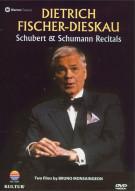 Dietrich Fischer-Dieskau: Schubert / Schumann Recitals Movie