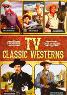 TV Classic Westerns: Volume Four Movie