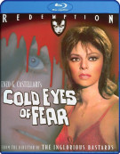 Cold Eyes Of Fear: Remastered Edition Blu-ray