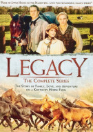 Legacy: The Complete Series Movie