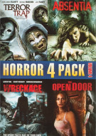 Horror 4 Pack: Volume 4 Movie