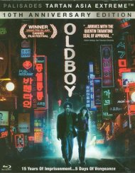Oldboy: 10th Anniversary Edition Blu-ray
