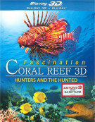 Fascination Coral Reef 3D: Hunters And The Hunted (Blu-ray 3D + Blu-ray) Blu-ray