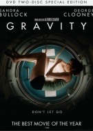 Gravity: Special Edition (DVD + UltraViolet) Movie