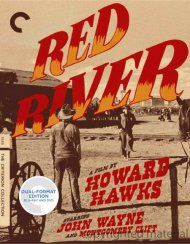 Red River: The Criterion Collection (Blu-ray + DVD Combo) Blu-ray