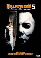 Halloween 5: The Revenge Of Michael Myers Movie