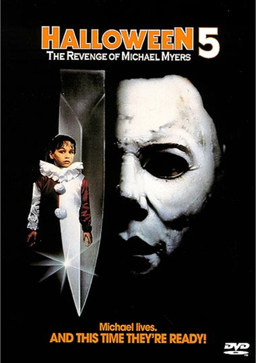 Halloween 5: The Revenge Of Michael Myers Movie
