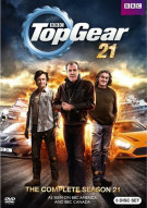 Top Gear 21: The Complete Season 21 Movie
