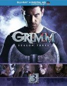 Grimm: Season Three (Blu-ray + UltraViolet) Blu-ray
