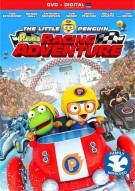 Little Penguin, The: Porors Racing Adventure (DVD + UltraViolet) Movie
