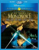 Princess Mononoke (Blu-ray + DVD Combo) Blu-ray