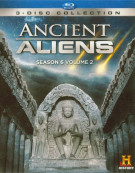 Ancient Aliens: Season Six - Volume Two Blu-ray