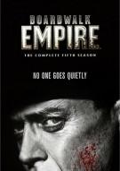 Boardwalk Empire: The Complete Fifth Season Movie