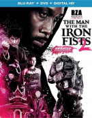 Man With The Iron Fists 2, The (Blu-ray + DVD + UltraViolet) Blu-ray