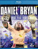 WWE: Daniel Bryan - Just Say Yes Yes Yes Blu-ray