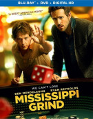 Mississippi Grind (Blu-ray + UltraViolet) Blu-ray