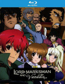 Lord Marksman And Vanadis: The Complete Series: Limited Edition (Blu-ray + DVD Combo) Blu-ray