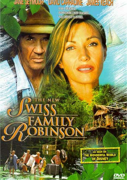 New Swiss Family Robinson, The Movie