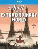 April And The Extraordinary World (Blu-ray + DVD + UltraViolet) Blu-ray