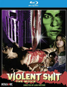 Violent Shit The Movie (Blu-ray + DVD + CD) Blu-ray