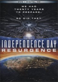 Independence Day: Resurgence (DVD + UltraViolet) Movie