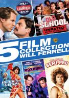 Will Ferrell: 5 Film Collection Movie