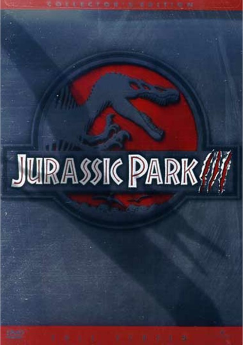 Jurassic Park III: Collectors Edition (Fullscreen) Movie