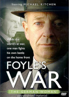 Foyles War: The German Woman Movie